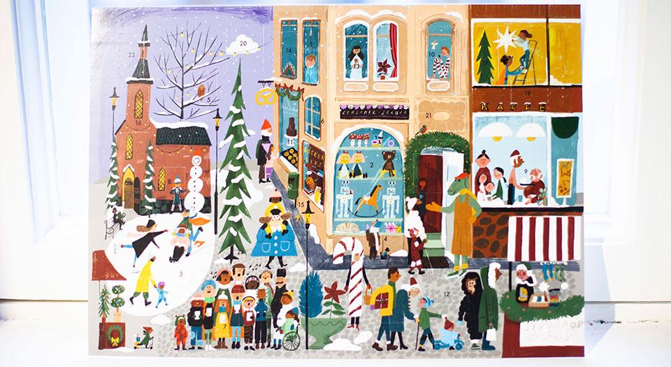 Buu Klubben Julkalender